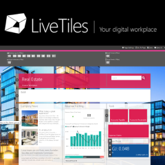 LiveTiles Cloud Digital Workplace - catalogue image